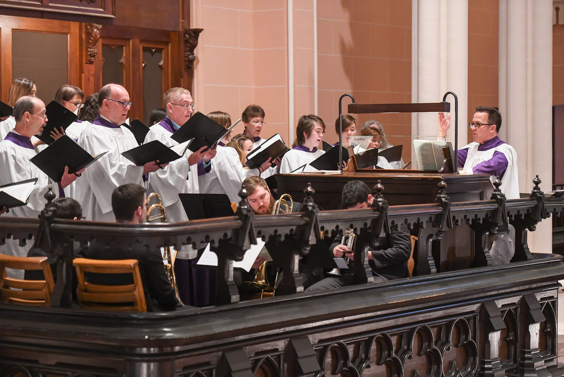 sanctuary-choir